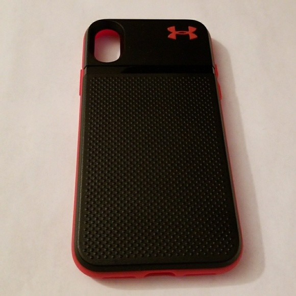 best sneakers 64452 b0aab Under Armour Protect Stash Wallet Case - iPhone X